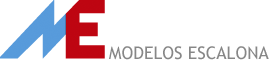 Modelos Escalona, s.l. Logo