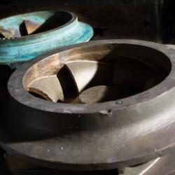 Bronze die casts